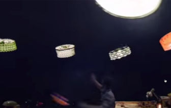SPARKED - A Live Interaction Between Humans and Quadcopters